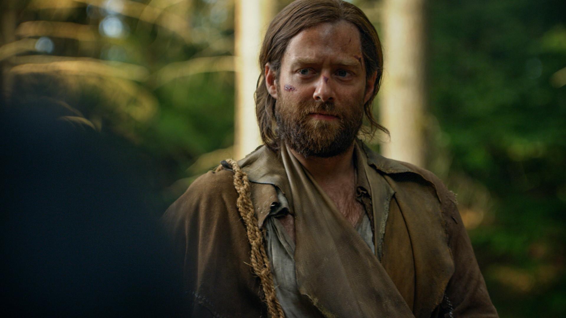 Outlander Roger