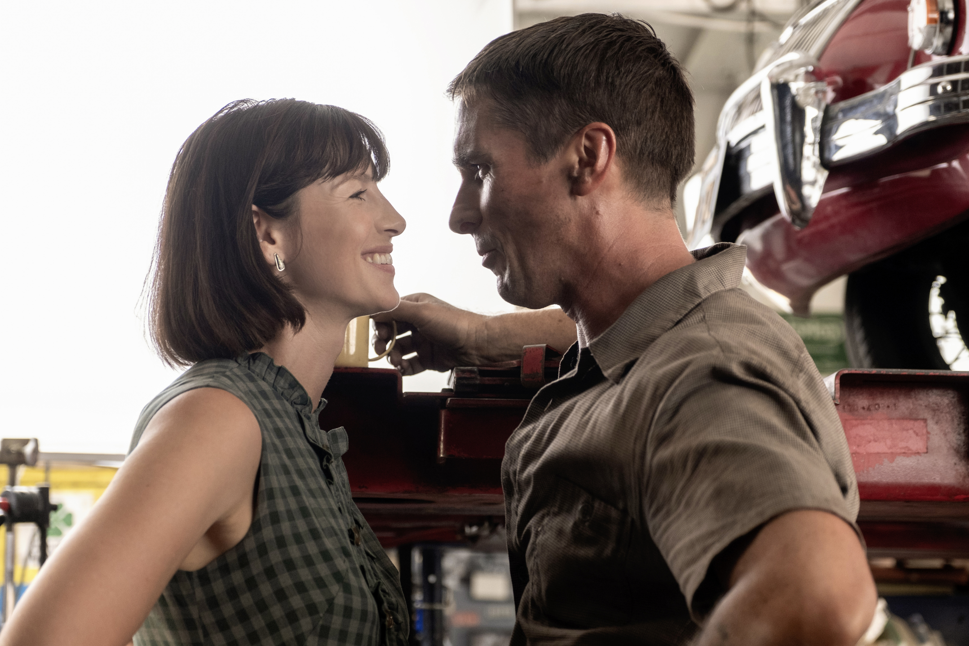 Ford V Ferrari Is Now Out In Theaters Catch Caitriona Balfe In Her New Role