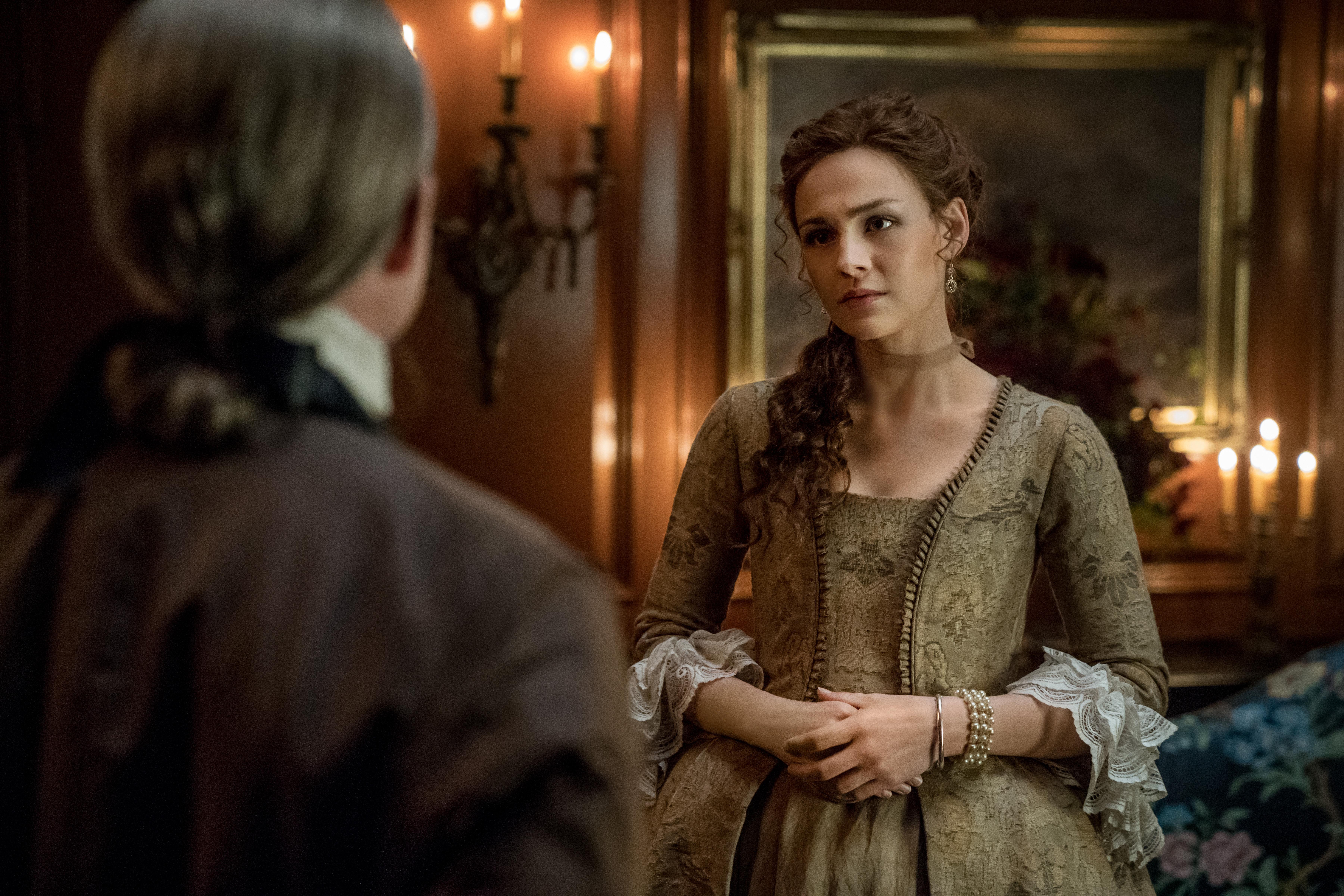 5 best Brianna moments in Outlander Season 4, Episode 11