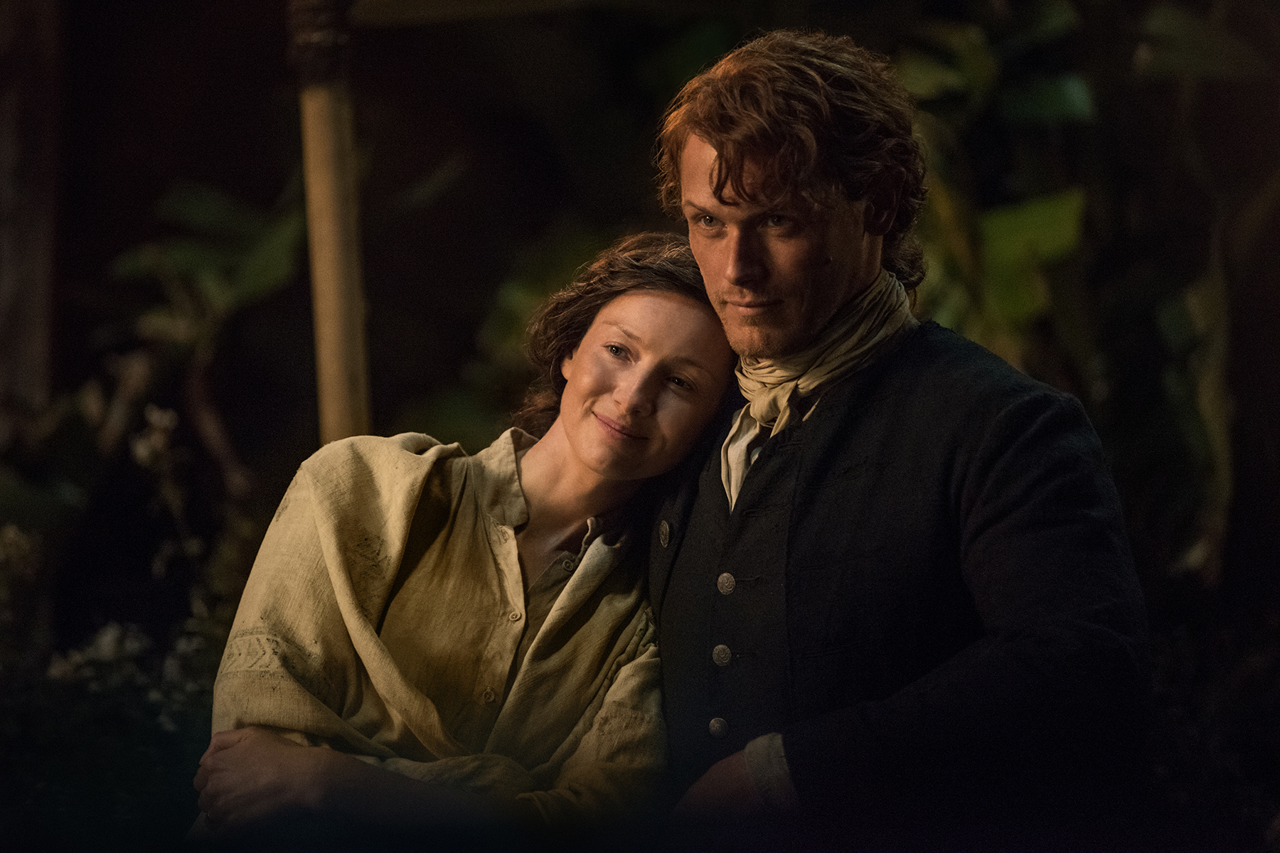 Outlander Season 3 Episode 12: Claire and Jamie Face Ghosts from the Past Outlander Season 3 Episode 12: Claire and Jamie Face Ghosts from the Past new foto