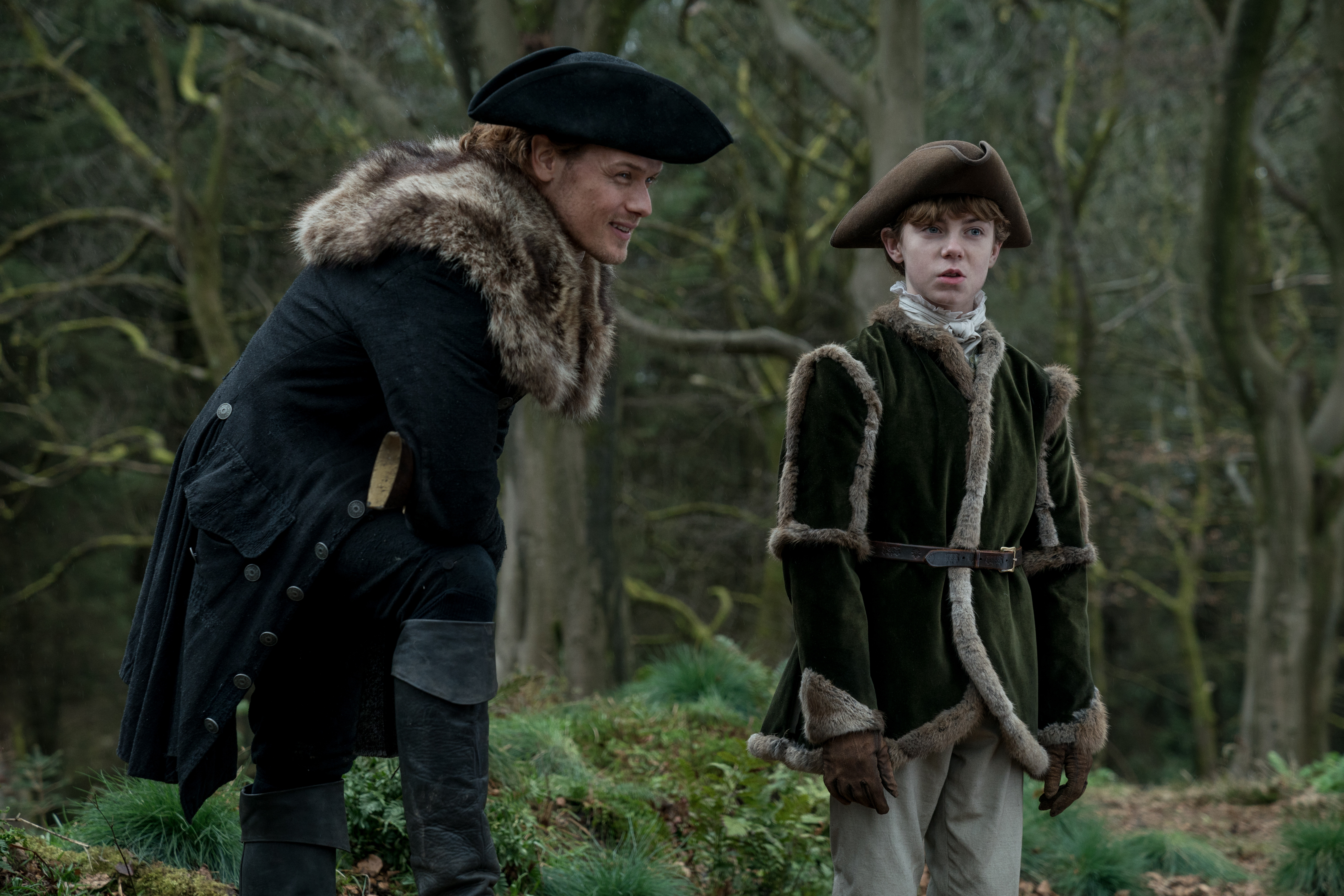 5 best moments from Outlander Season 4, Episode 6
